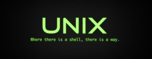 Unix - Edad Contemporanea