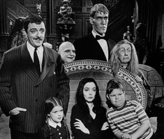 """Ending of """"The Addams Family"""""""