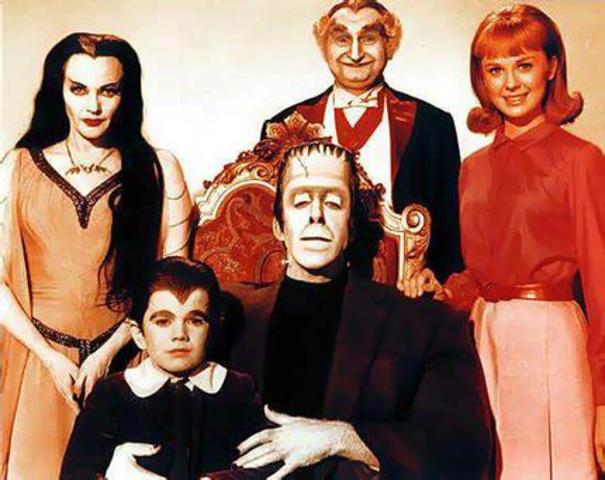 """Ending of """"The Munsters"""""""