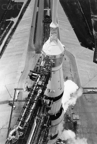 Jan 27, During a launch pad test of the Apollo I (AS-204) mission at Cape Kennedy, a flash fire suddenly broke out in the vehicle's command module and killed its crew,