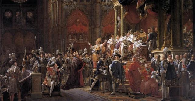 Monarchy in Crisis