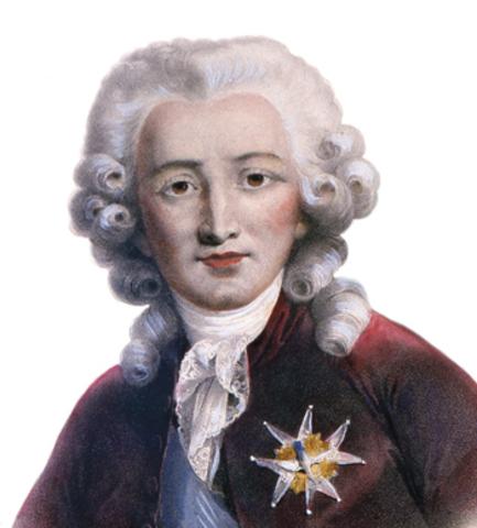 Charles Alexandre de Callone
