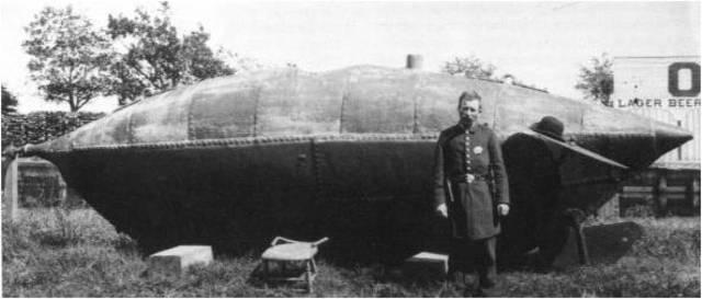 Primer Submarino