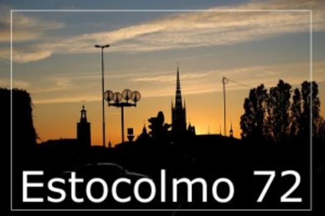 Conferencia de las Naciones Unidas, sobre el Medio Humano en Estocolmo Suecia.