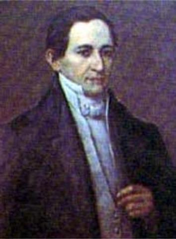 Gral. Domingo Caycedo Santamaría Presidente