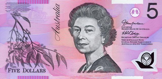 The New Australian Dollar