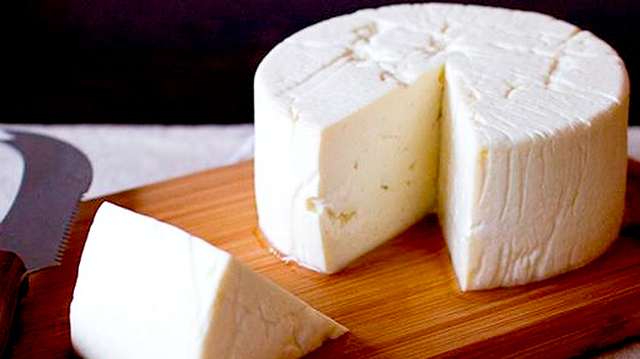 Elaboración de queso a partir de la leche