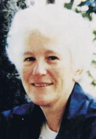 Birth of Sister Irene McCormack