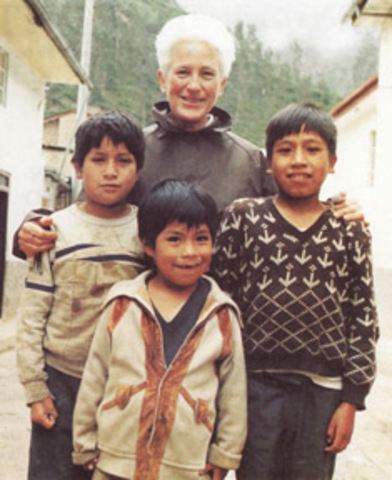 Peru Missionary