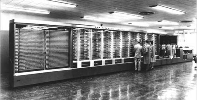 Primer computadora electrónica