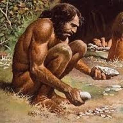 EL hombre primitivio