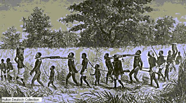 Termina la Esclavitud.