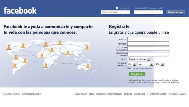 El dominio de Facebook es adquirido.