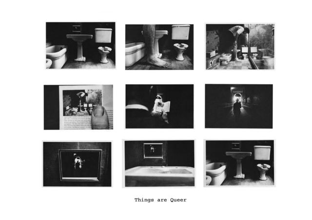 Duane Michals - Les choses sont bizarres.