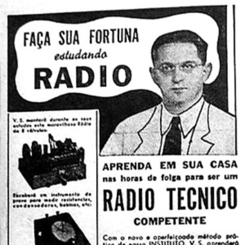 Criação do Instituto Radiotécnico Monitor