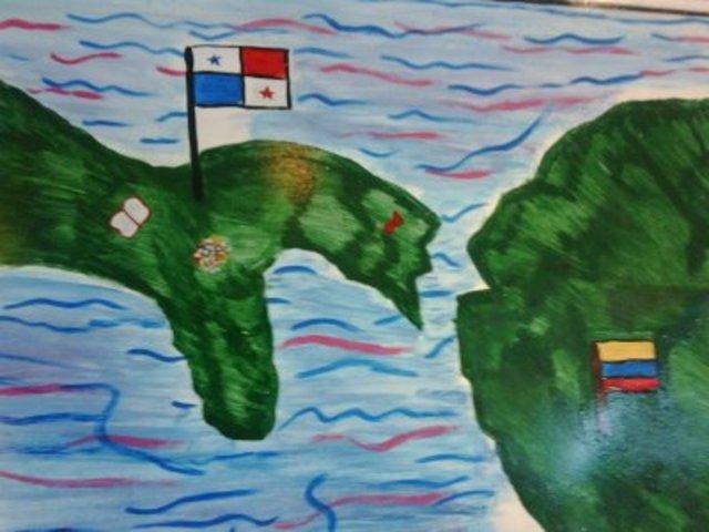 Panamá se separa de Colombia.