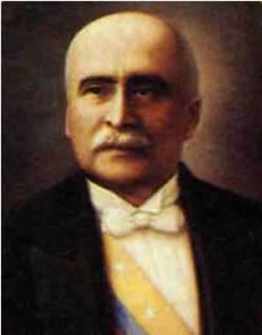 Presidente Marco Fidel Suárez.