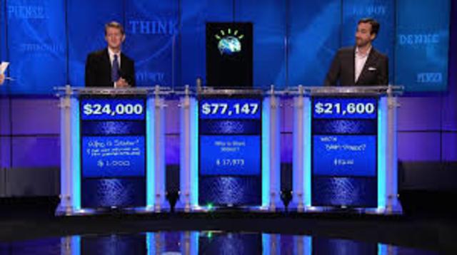 IBM's Watson Beats Jeopardy Contestants