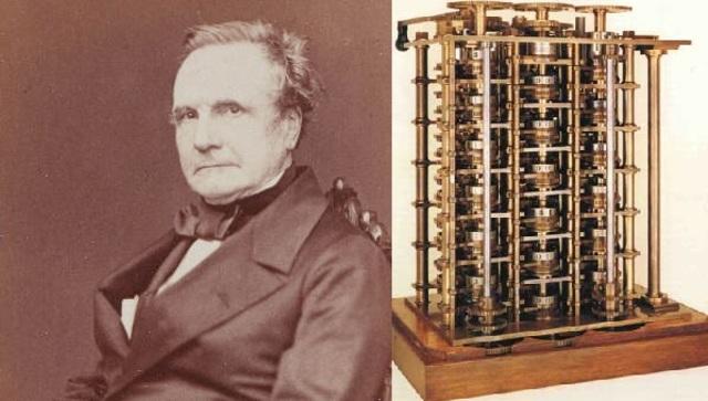 Maquina Diferencial-Charles Babbage