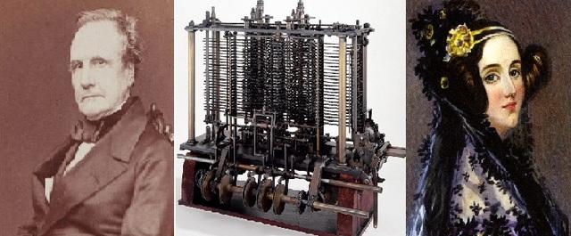 Maquina analitica-Babbage y Ada