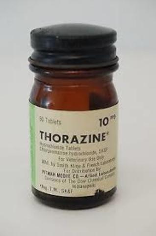 Thorazine Tested