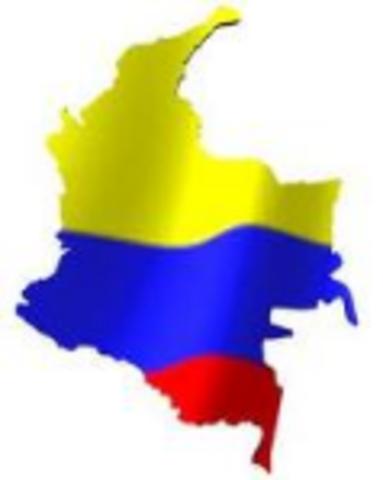 """Toman Definitivamente El Nombre De """"Republica De Colombia"""""""