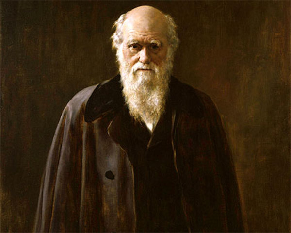 Charles Darwin's 'On the Origin of Species' is published