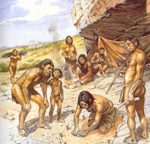 En la vida prehispánica