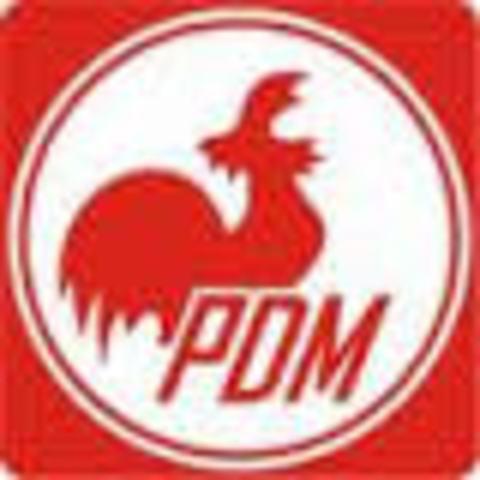 Representante Jurídico Nacional PDM