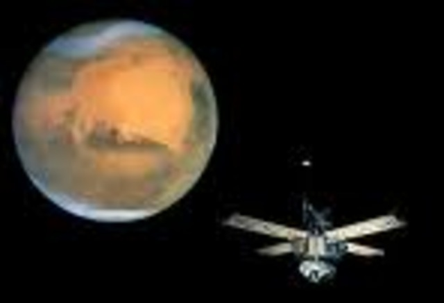 Mariner 6 is launched into space