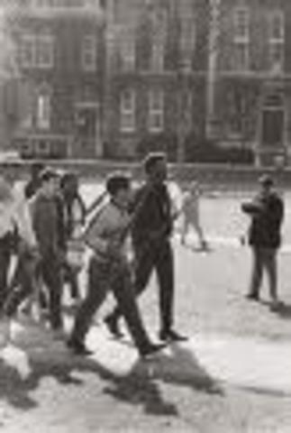 1969 anti-war protest