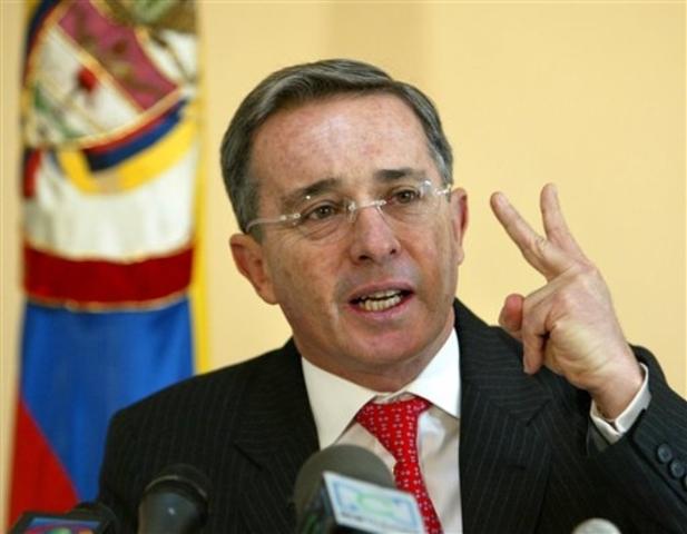 Uribe  presidente