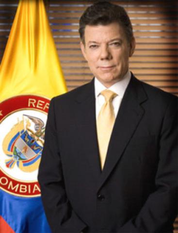 Santos presidente