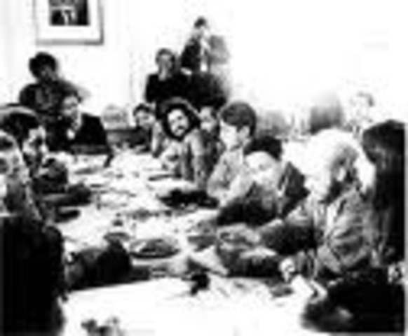 Peace negotiations fail between American, French and North Vietnamese leaders