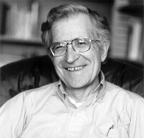 Chomsky estudia la competencia lingüística que supone un paso decisivo en el desarrollo de la psicolingüística.