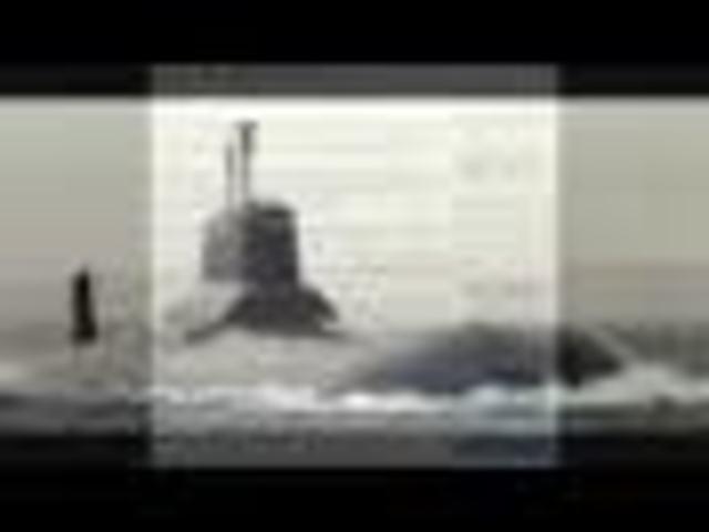 USSR sub collides with USN sub