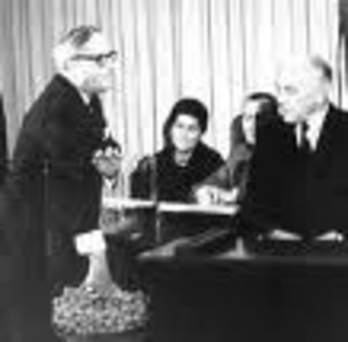 First draft lottery held In america.