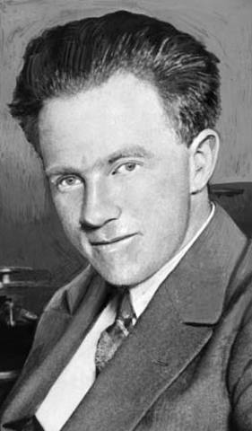 Werner Heisenberg is born