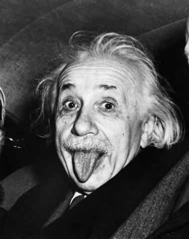 Einstein Israeli President??
