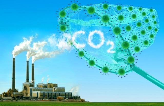 Descubrimiento del CO2