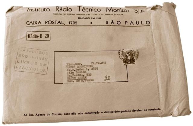 O Instituto Radiotécnico Monitor em São Paulo