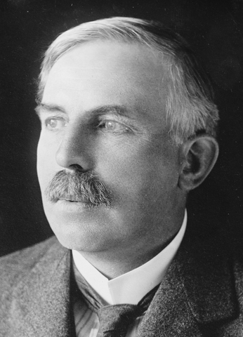 Ernest Rutherford was born