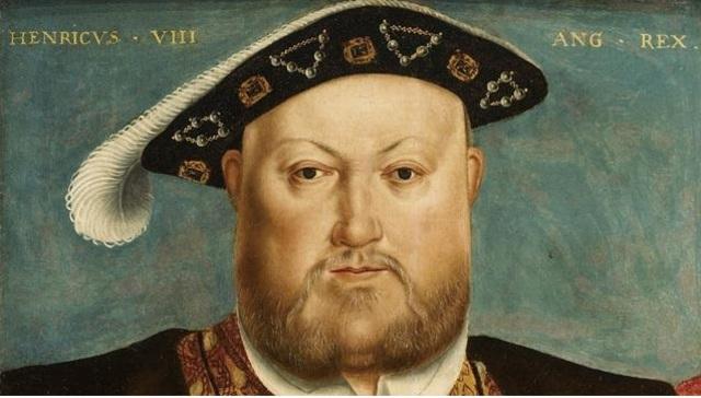 KING HENRY VIII 1509-1547