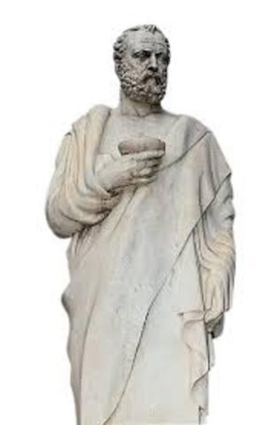 HIPÓCRATES Siglo V a. C., 460 a. C.
