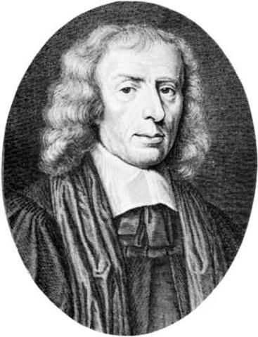 1658 d.C.- Descubrimiento de los átomos.