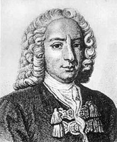 1738 d.C.-  Invención de la teoría molecular de los gases