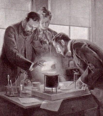 1867 d.C.- Se descubre la radiactividad,
