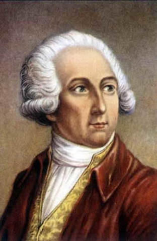 Nacimiento de Antoine Laurent Lavoisier