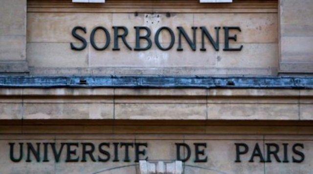 Faculdade de Letras e Ciências Humanas de Paris - França