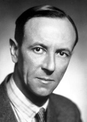 1932. d.C.- James Chadwick descubre el Neutrón antes predicho por Rutherford